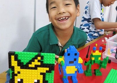 Pokemon Lego Camp