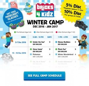 kids activity december 2016 kemang