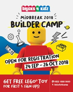 Program Liburan Lego, Lego Camp, Holiday Camp. Aktivitas Anak