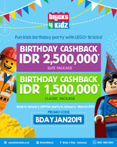 kids birthday party jakarta