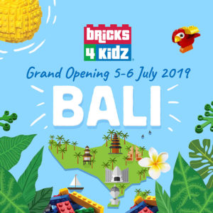 Bricks 4 Kidz Bali Grand Opening