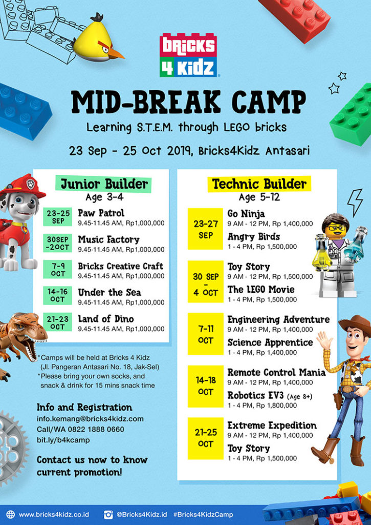 Holiday Camp Jakarta for Kids